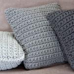 poduszka szydełkowa